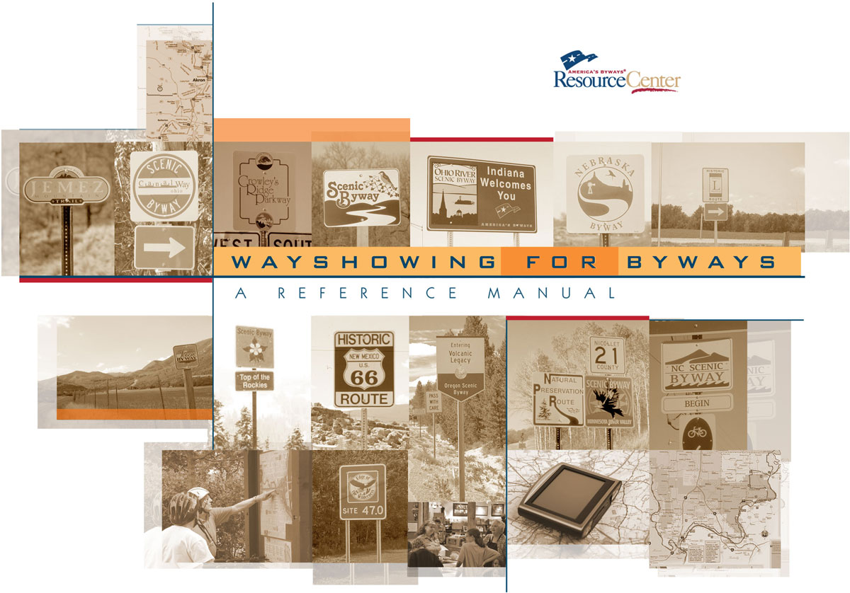 wayshowing guidance cover